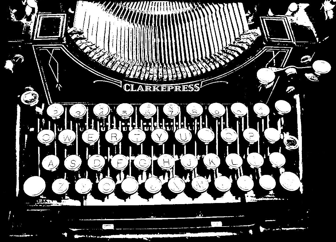 ClarkePress typewriter